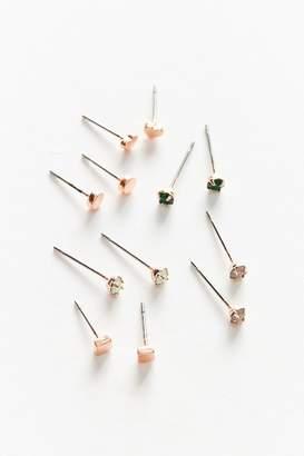 Urban Outfitters Micro-Mini Post Earring Set