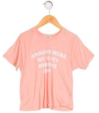 Wildfox Couture Girls' Graphic Print Top