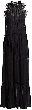 3.1 Phillip Lim Women's Lace & Stretch Silk Gown