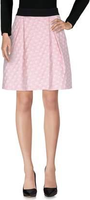 Pinko Knee length skirts - Item 35336465FC