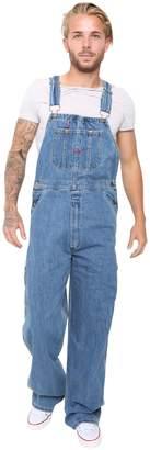 d738ebd548390 SkylineWears Men Adjustable Straps Cotton Denim Washed Multi-Pockets Bib  Overall