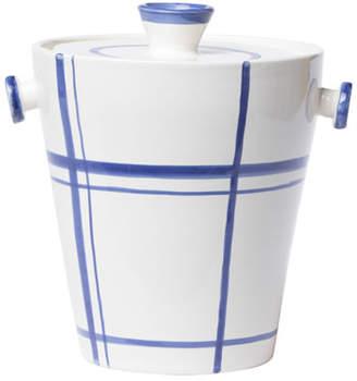 Vietri Stripe Medium Ice Bucket