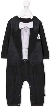 Molo tuxedo romper bodysuit
