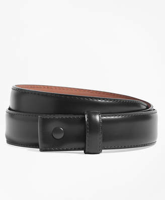 Brooks Brothers Leather Strap