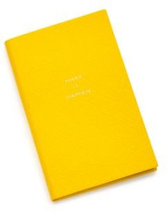 Smythson Make It Happen Notebook