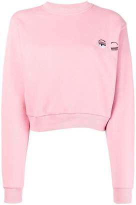 Chiara Ferragni Small Flirting sweatshirt