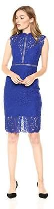 Bardot Women's Lace Panel Dress