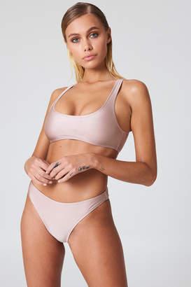 Na Kd Swimwear Sporty Bikini Briefs Black