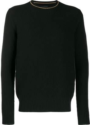 Prada crew neck sweater