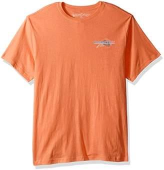Margaritaville Men's Short Sleeve Livin' for The Weekend T-Shirt