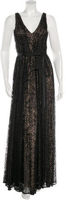 Vera Wang Lace Evening Dress w/ Tags $200 thestylecure.com