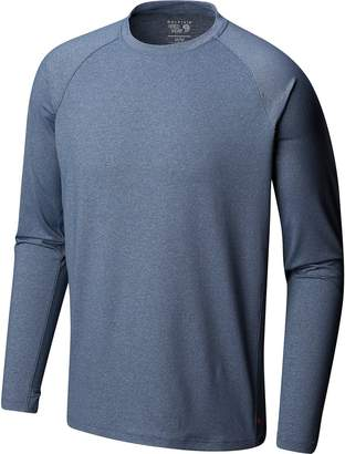 Mountain Hardwear Arch Long-Sleeve T-Shirt - Men's