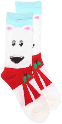 K. Bell Polar Bear Crew Socks - Women's