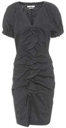 Etoile Isabel Marant Isabel Marant, Étoile Oya linen-blend dress