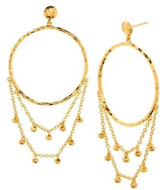 Women's Gorjana Sol Drop Earrings $60 thestylecure.com