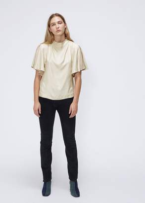 TOGA Archives Short Sleeve Twill Blouse