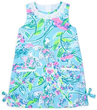 Lilly Pulitzer Little Girl's & Girl's Floral Dress