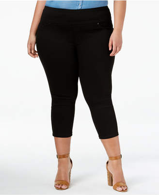 Lee Platinum Plus Size Capri Jeggings