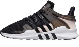 adidas Womens EQT Support ADV Trainers Core Black/Core Black/Footwear White