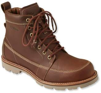 L.L. Bean L.L.Bean Men's East Point Waterproof Boots, Moc Toe