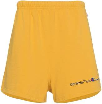 Off-White X Champion Shorts