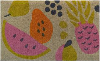 Doormat Designs Fruit Salad Doormat