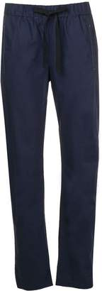 Semi-Couture Semicouture relaxed cropped trousers