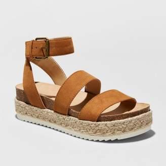 Universal Thread Women's Agnes Quarter Strap Espadrille Sandals