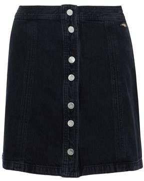 J Brand + Bella Freud Nashville Denim Mini Skirt