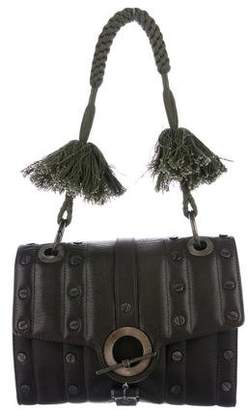 Lanvin Leather Tassel Bag