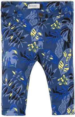 Jean Bourget Imp Floral Bermuda Short