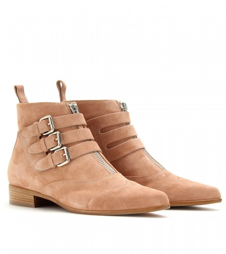 Tabitha Simmons EARLY SUEDE ANKLE BOOTS