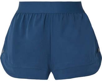 adidas by Stella McCartney Performance Essentials Shell Shorts - Blue