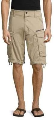 G Star Rovic Stretch Cotton Cargo Shorts