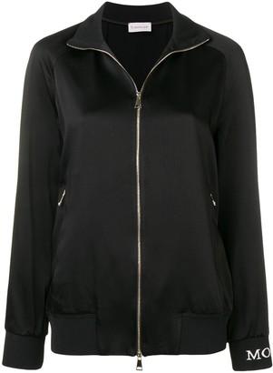 Moncler side striped jogging jacket