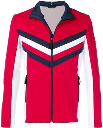 Rossignol colour block zipped jacket