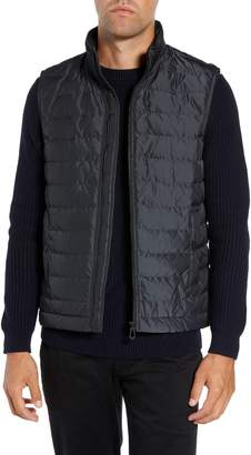 Ted Baker Yarg Slim Fit Quilted Vest