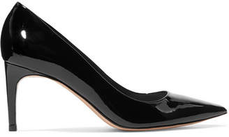Sophia Webster Rio Patent-leather Pumps - Black