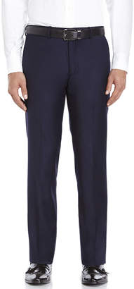 Theory Navy Slim Fit Wool Suit Pants