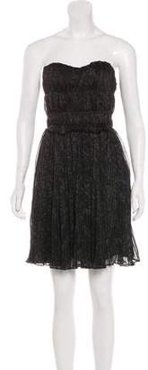 Mcginn Pleated Mini Dress w/ Tags