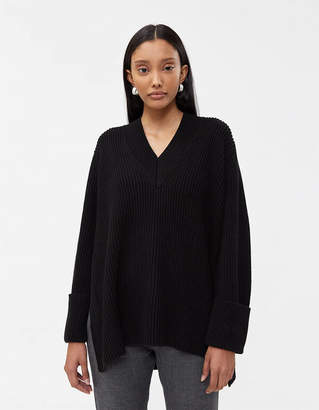 Hope Moon Vented Sweater