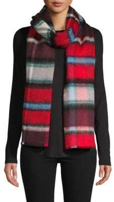 Burberry Long Printed Scarf
