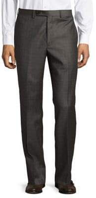 Lauren Ralph Lauren Windowpane Wool Pants