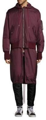 Public School Clemente Bomber Jacket