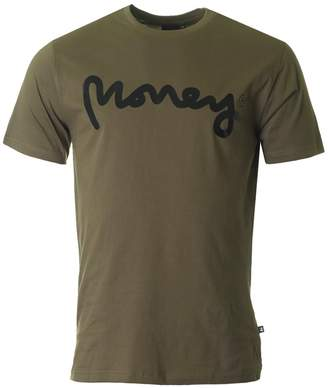 Money Big Sig Ape Foil Crew T-shirt