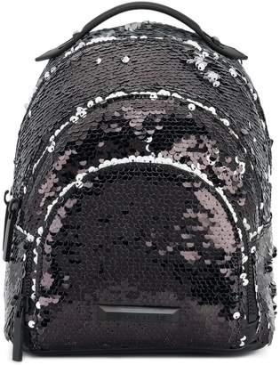 KENDALL + KYLIE Kendall+Kylie sequin embellished backpack