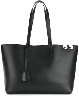 Anya Hindmarch Eyes shopping bag