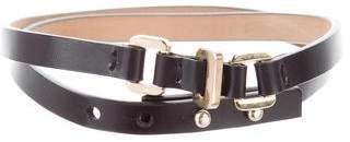 Jason Wu Skinny Waist Belt