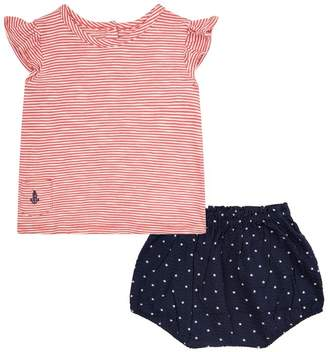 Polo Ralph Lauren Nautical T-Shirt and Shorts Set
