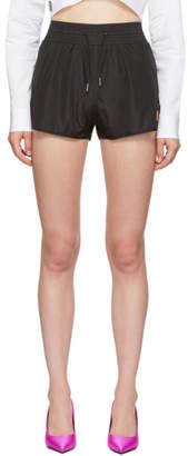 Off-White Black Jogging Shorts